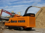 Doppstadt DH 910 K Chipper photo