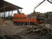 Doppstadt DH 910 Chipper photo