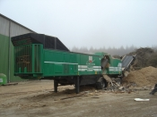 Doppstadt DZ 750 2 in 1 Shredder photo