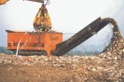 Doppstadt DW 3080K Shredder photo