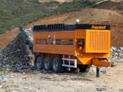 Doppstadt DW3060 Shredder photo