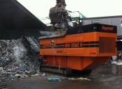 Doppstadt DW 2060K BIO POWER Shredder photo