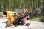 Doppstadt DU 320 Grizzly Turner photo