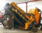 Doppstadt DU 265 Grizzly Turner photo