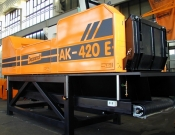 Doppstadt AK235E, AK435E, NZ 180E photo