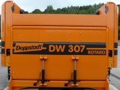 Shredder DF 307 Rotaro Fine Shredder photo