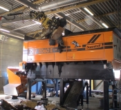 Doppstadt DW2060E1, DW 2560E1, DW3060E1, DW3080E2, DW4060E1 shredder photo