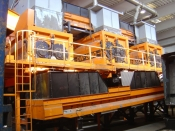 Doppstadt DW 2860 Duplex Fine Shredder photo