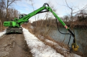 Sennebogen 718 M Material Handler photo