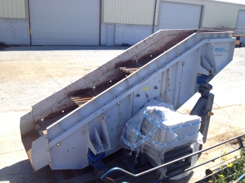 Spaleck Waste Screen, 3D waste screen photo