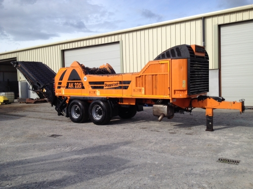 Doppstadt AK235 Profi photo