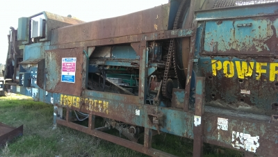 Powerscreen Trommel Screen 725 photo